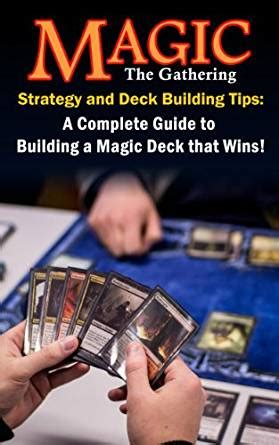 magic deck builder magic the gathering strategy and deck building