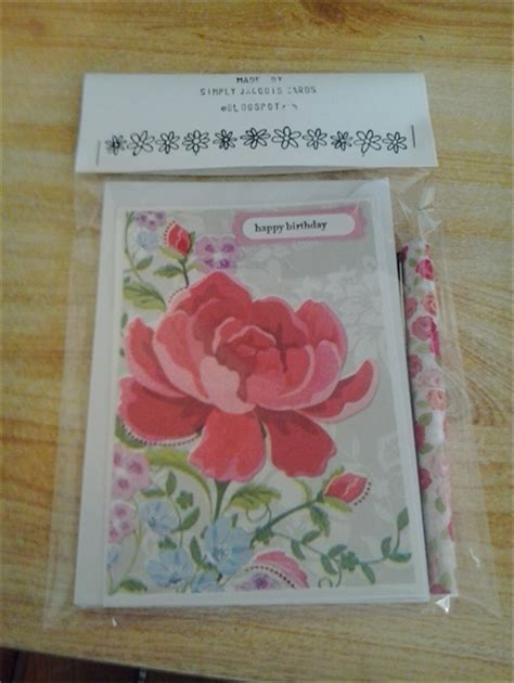 Handmade Cards Australia - cellophane pack of 5 australian handmade floral and bird