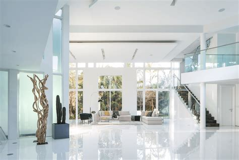 Chef Home Decor Oceanfront Florida Modern Mansion Lists For 8 2 Million
