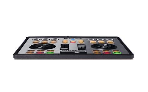 Sound Audio Controlerusb mixtrack edge slimline usb powered dj controller with audio output numark