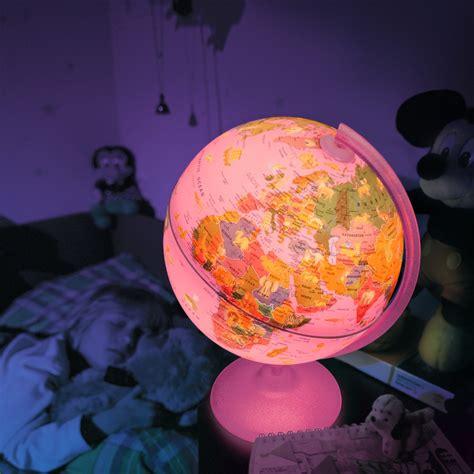 Pink Zoo globo pink zoo iluminado