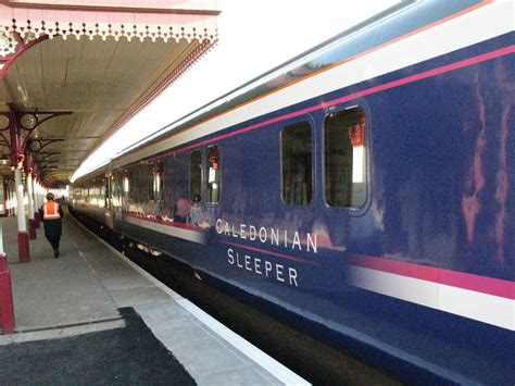 Sleeper Scotland by A Ride On The Saved Caledonian Sleeper