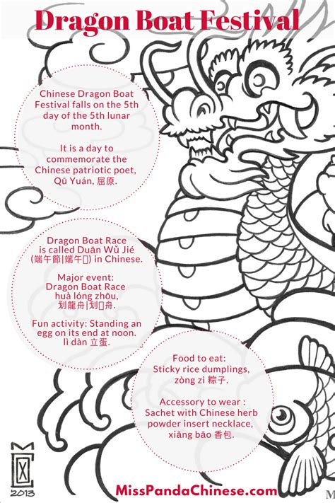 activities in dragon boat festival chinese culture for kids series dragon boat festival