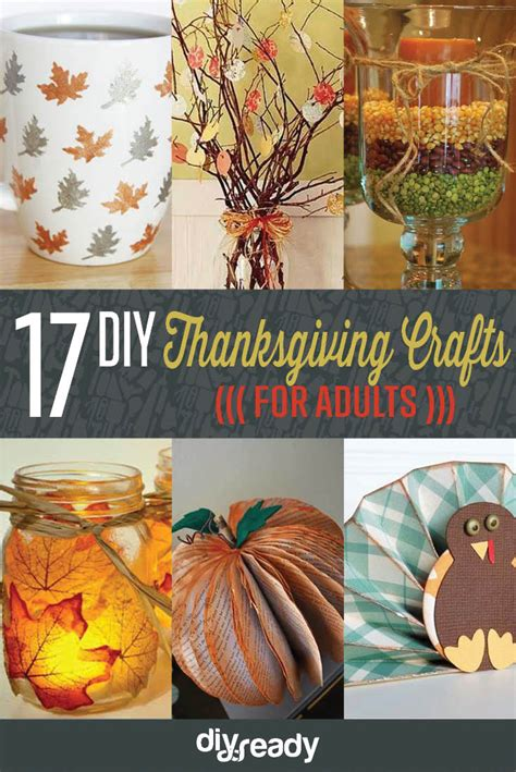 diy crafts for thanksgiving amazingly falltastic thanksgiving crafts for adults diy