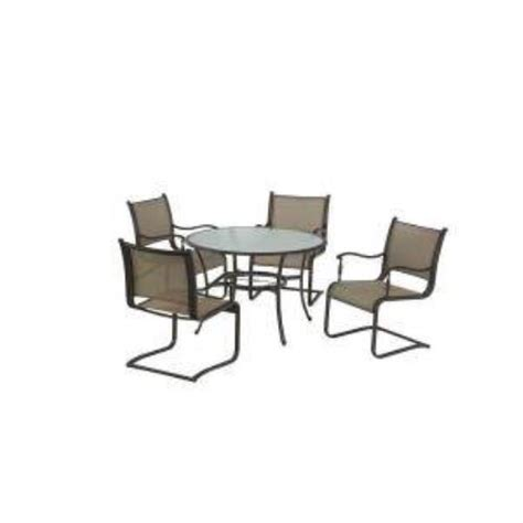 martha stewart living welland patio dining chairs set of