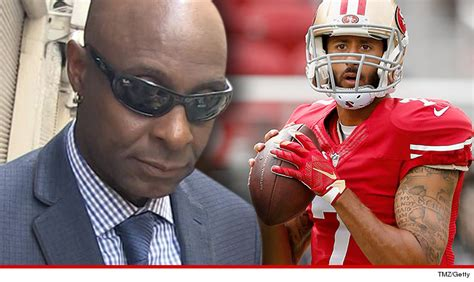 colin kaepernick benched jerry rice bench colin kaepernick but not for good
