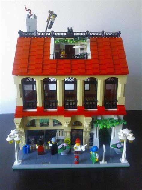 Lego Bricks Architect 7099 3107 lego modular building lego lego lego
