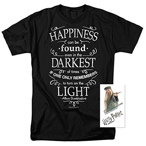Hoodie Exclusive Abu Z4yt harry potter dumbledore happiness quote t shirt exclusive stickers large buy in uae