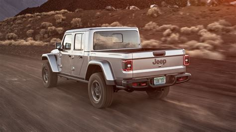 How Much Will The 2020 Jeep Gladiator Cost by The 2020 Jeep Gladiator Starts At 35k Automobile Magazine