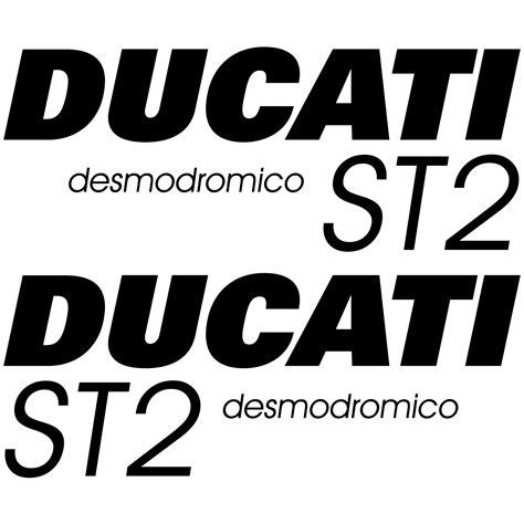 Ducati Wall Sticker by Wallstickers Folies Ducati St2 Desmo Decal Stickers Kit