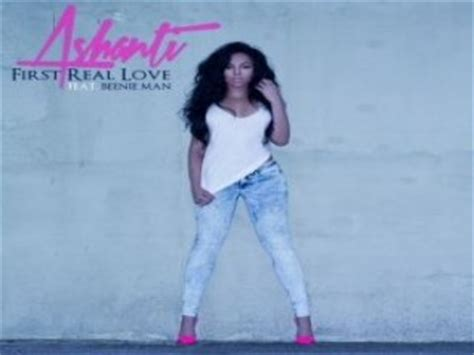 ashanti ft beenie man first real love new music listen to ashanti s new single first real love feat beenie man