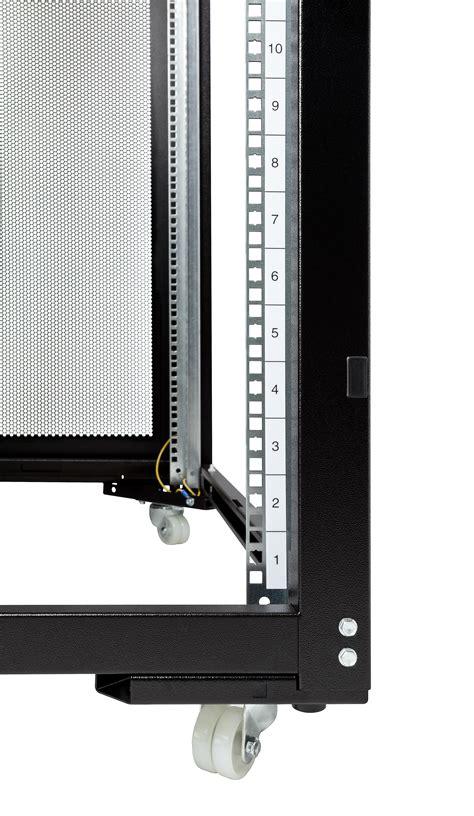 Eaton Racks by Eaton 42u Rack 600w X 800d Glass Door Nsse