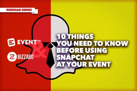 everything you need to know before you sign a wedding 10 things you need to know before using snapchat at your