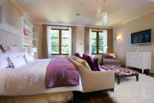 pretty room ideas bed bedroom girly pretty purple room image 42760