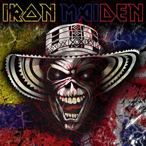imagenes perronas de iron maiden iron maiden eddie colombiano imix17