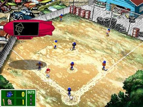 play backyard baseball 2003 lets play backyard baseball 2003 game 1 part 2 3 youtube