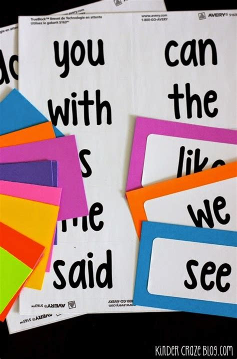 make your own vocabulary flash cards colorizeyourclassroom with astrobrights flashcard freebie
