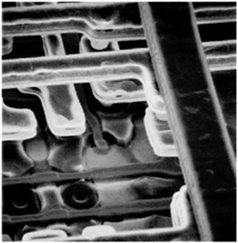 integrated circuit microscope the physics of materials how science improves our lives