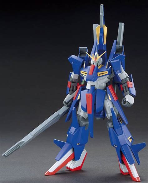 Mr Color 71 Midnight Blue 1 hg zii manual color guide mech9 anime