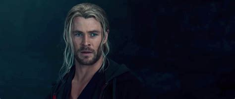 thor movie parts deleted avengers age of ultron scene shows thor cave