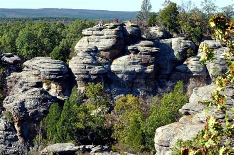 Garden Of The Gods Best Trails 50 Best Images About Illinois Backcountry Cing On