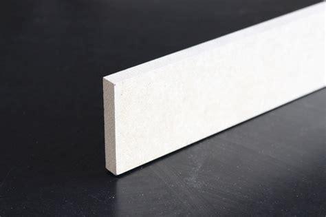 Plinthe En Medium by Plinthe M 233 Dium Mdf 12 X 68 Mm 1 Bord Arrondi Ou