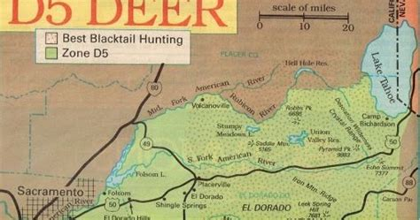 california deer kill map 2017 zone d5 deer maps clubs california
