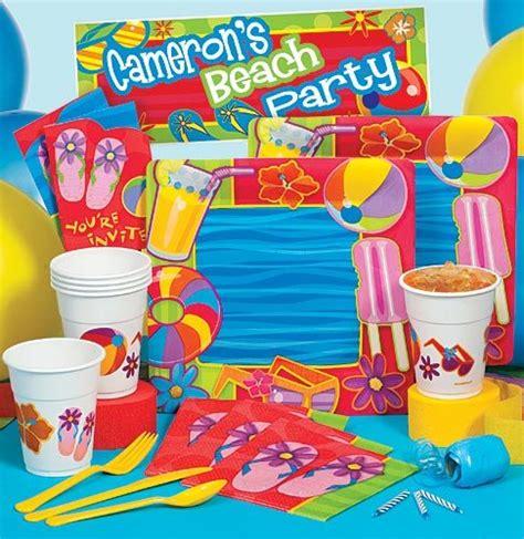 beach themed party kit beach theme birthday party beach theme party beach