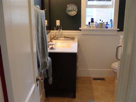 Bathroom Wainscoting Moisture Wainscoting In Bathroom Drywall Contractor Talk