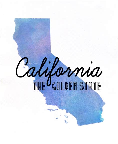 california map golden state california the golden state by goodnaturedone on deviantart