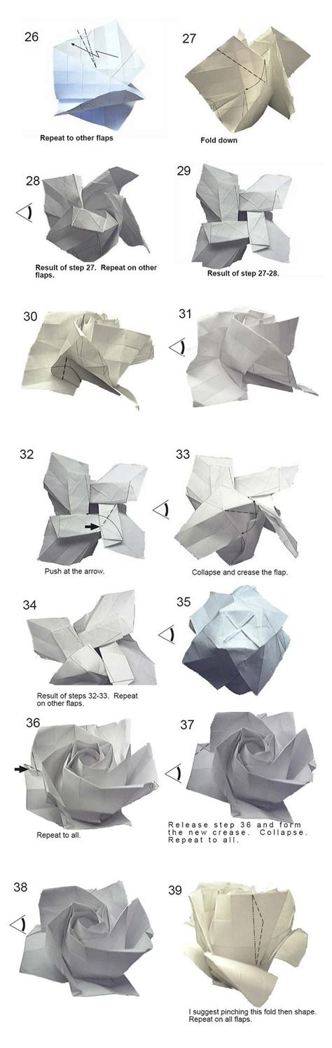 Kawasaki Origami Pdf - origami origami kawasaki 195 194 183 how to make an origami