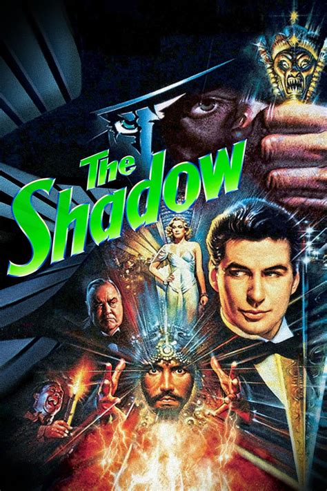 Is The Shadow the shadow 1994 posters the database tmdb