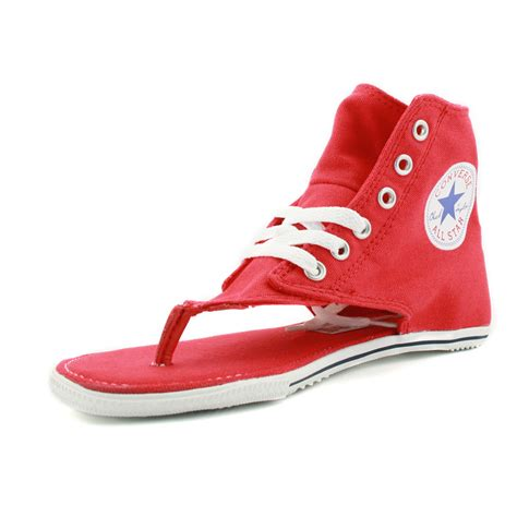 sandals converse converse all hi womens canvas sandals ebay