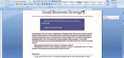 microsoft word doc file format how to format a microsoft word document with a single