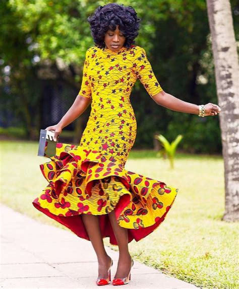 african styles for gown ovasion look at these fabulous ankara styles african fashion