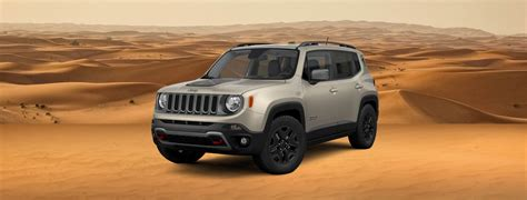 jeep renegade 2017 2017 jeep renegade desert hawk limited edition