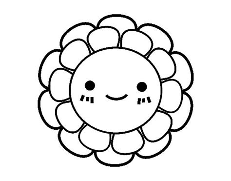 imagenes de flores grandes para dibujar flores para pintar imprimir y regalar dibujos animados