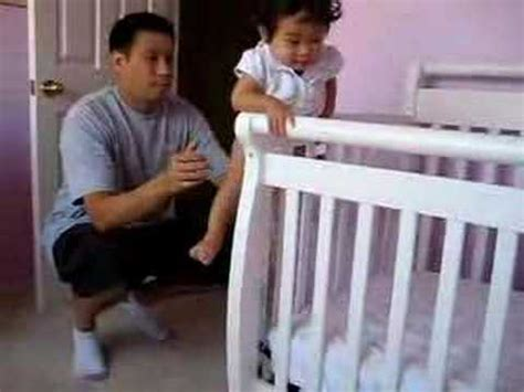 13 Month Climbing Out Of Crib by 13 Month Baby Climbing Out Of Crib