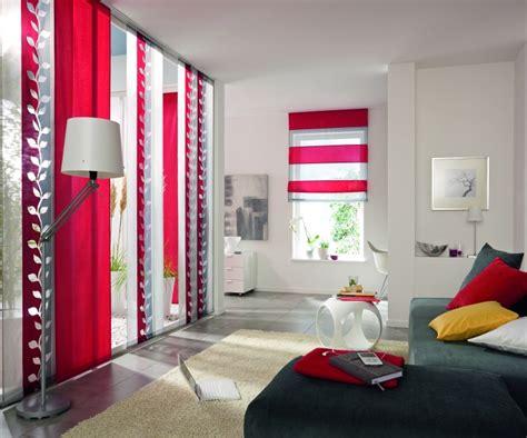 vorhänge mit querbehang design gardinen schlafzimmer