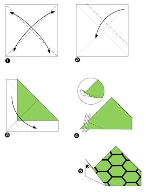 Easy Origami Figures - 25 unique simple origami for ideas on