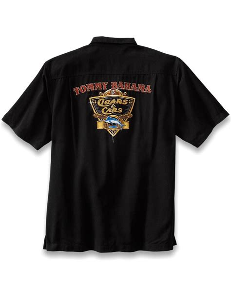 Cigars & Cars Camp Shirt   Tommy Bahama Life style   Pinterest