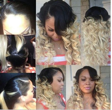 best hair for weave sew ins 74 best sew ins images on pinterest hair dos black
