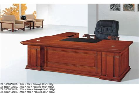 high quality office table high quality mdf office table zh 18102 china mainland