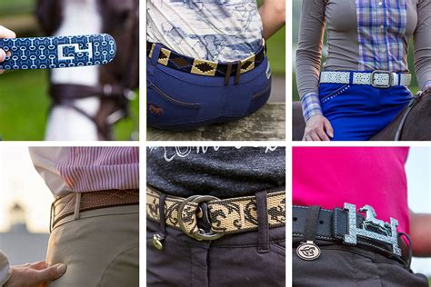 equestrian belts 6 must haves paperchases petticoats