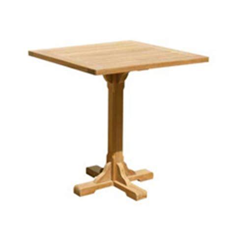 tavolo con piede centrale il giardino di legno tavoli a piantana e tavoli a piede
