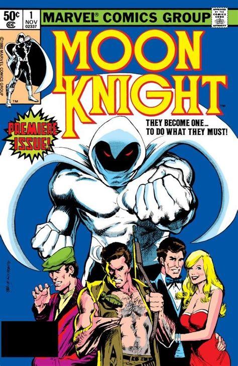 moon knight vol 1 1 marvel comics database