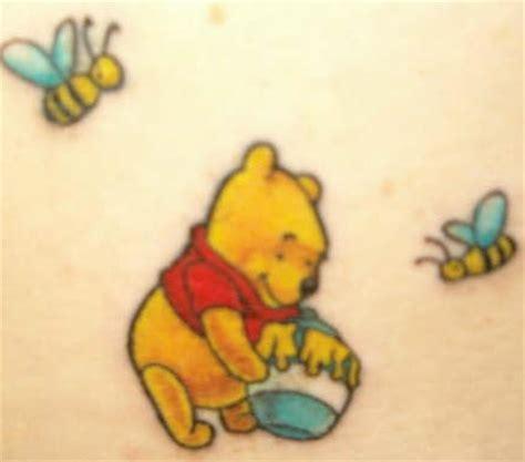 winnie pooh the bear tattoo tattooimages biz