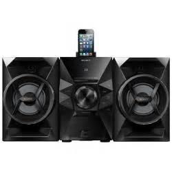 sony mhcec619ip shelf top audio system 120 watts total