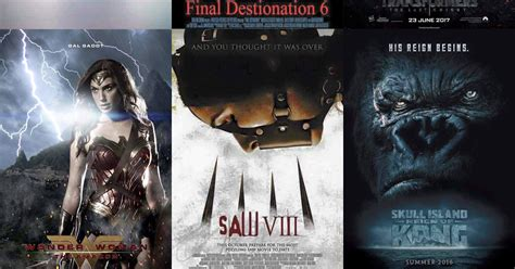 daftar film action terbaik 2016 film bioskop terbaru hollywood 2016 daftar film hollywood