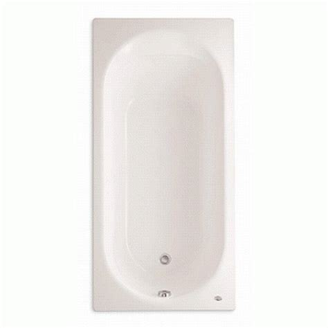 americast bathtubs american standard stratford 5 5 ft x 32 in reversible